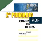 Comunicacion III Bim