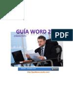 Guía Word 2010 (primera parte)