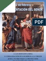 Consagración de los niños a la Virgen