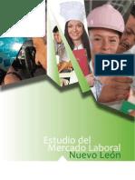 Estudio de Mercado Laboral en Nuevo León 2012