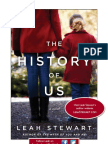 The History of Us by Leah Stewart--start reading today!