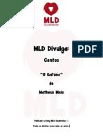 MLD Divulga - Contos - O Gatuno de Matheus Melo