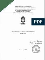 REGLAMENTO DE LAS PRÁCTICAS PROFESIONALES DE LA UNEFA (2012)