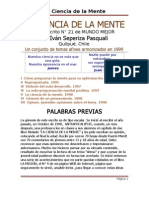 La Ciencia de La Mente w972003