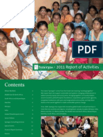 Synergos Annual Report 2011