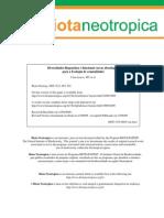 Diversidades filogenética e funcional