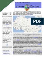 CFC Mediterranean Basin Review, 11 December 2012