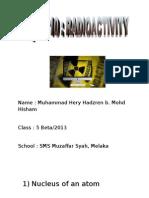 Physics (Radioactivity)