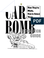 Car Bomb Recognition Guide