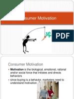 4a. Consumer Motivation