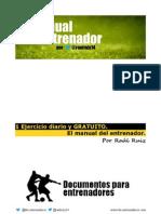 Pack 5 sesiones @ El manual del entrenador