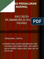Proses Persalinan Normal Eb1