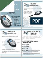 Motorola hf820 instructions.