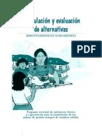 Formulación_y_Evaluación_de_ALternativas plan de gestion integral residuos solidos