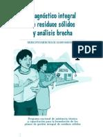 Diagnóstico_Integral plan de gestion integral de residuos solidos