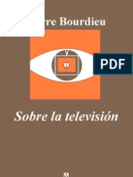 Sobre la TV