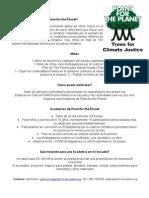 Academias de Plant-for-the-Planet