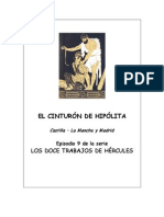 09-EL CINTURÓN DE HIPÓLITA (CASTILLA-LA MANCHA Y MADRID)-GUÍA DIDÁCTICA