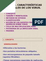 TEMA 29. DIAPOSITIVAS. Generalidades Virus