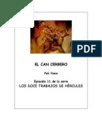 11-EL CAN CERBERO (PAÍS VASCO)-GUÍA DIDÁCTICA