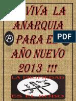 Felicitacion Viva La Anarquia