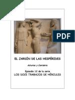 12-EL JARDÍN DE LAS HESPÉRIDES (ASTURIAS Y CANTABRIA)-GUÍA DIDÁCTICA