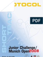 Munich Junior Protocol 2008