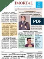 "JORNAL ESPÍRITA ""O IMORTAL"" - Dezembro 2012"