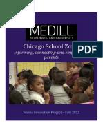 Chicago School Zone