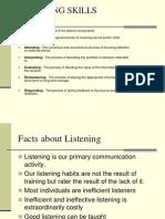 Ten Keys For Effective Listening