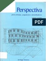 Perspectiva para artistas, arquitetos e desenhadotres GWEN WHITE