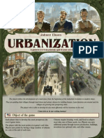 Urbanization - English Rules