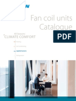FCU Celling Daikin Catalogue