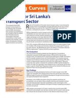 Support for Sri Lanka's Transport Sector