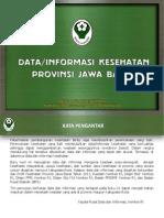 Profil Kesehatan Provinsi Jawa Barat 2011