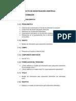 PROYECTO DE INVESTIGACIÓN CIENTÍFICA METODOLOGIA (1)
