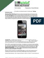 App Proposal