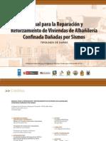 REFORZAMIENTO ALBAÑILERÍA CONFINADO