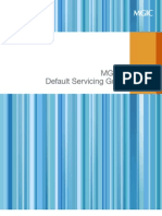 MGIC Default Servicing Guide