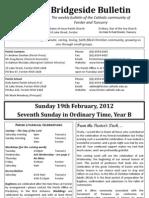 2012-02-19 - 7th Ordinary