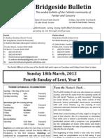 2012-03-18 - 4th Lent