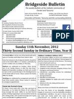 2012-11-11 - 32nd Ordinary
