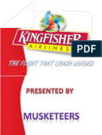 ppt on kingfisher airways
