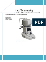 Non-Contact Tonometry