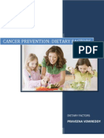 Dietary Factors - Soft Copy