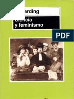 92609095 Harding Ciencia y Feminismo