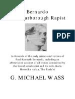 Scarborough Rapist E-Book
