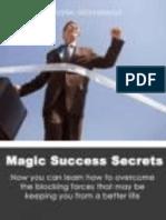 Magic Success Secrets