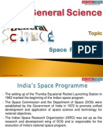 41(A) India's Space Programme