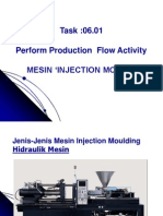 Task 01.06 Mesin Injection Moulding